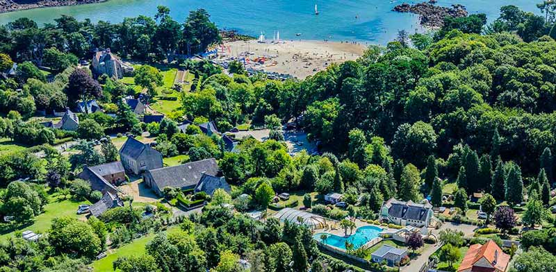 camping finistere