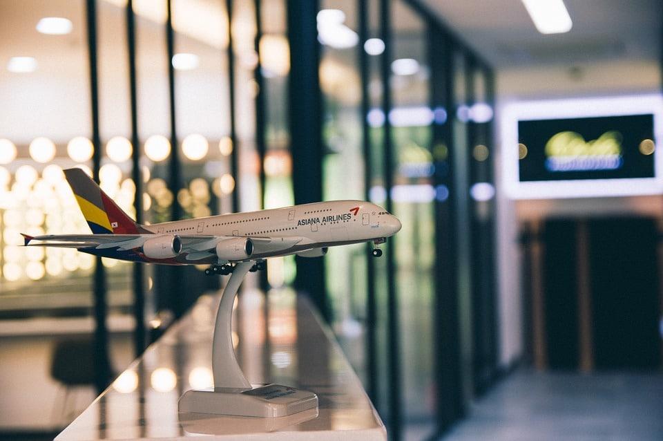 Surmonter la peur de l'avion