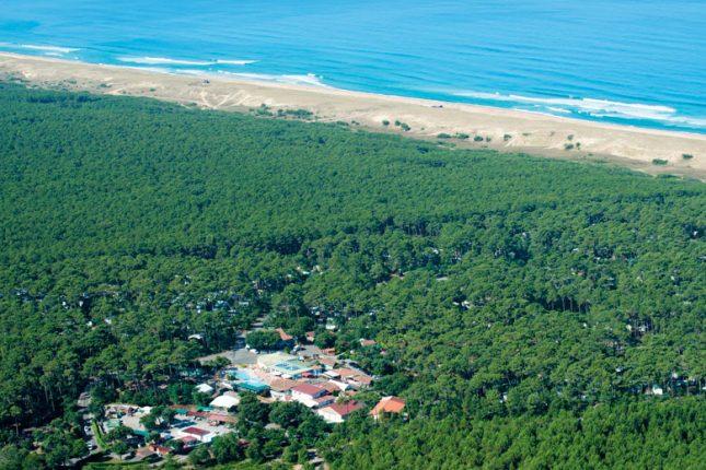 camping naturiste bord de mer