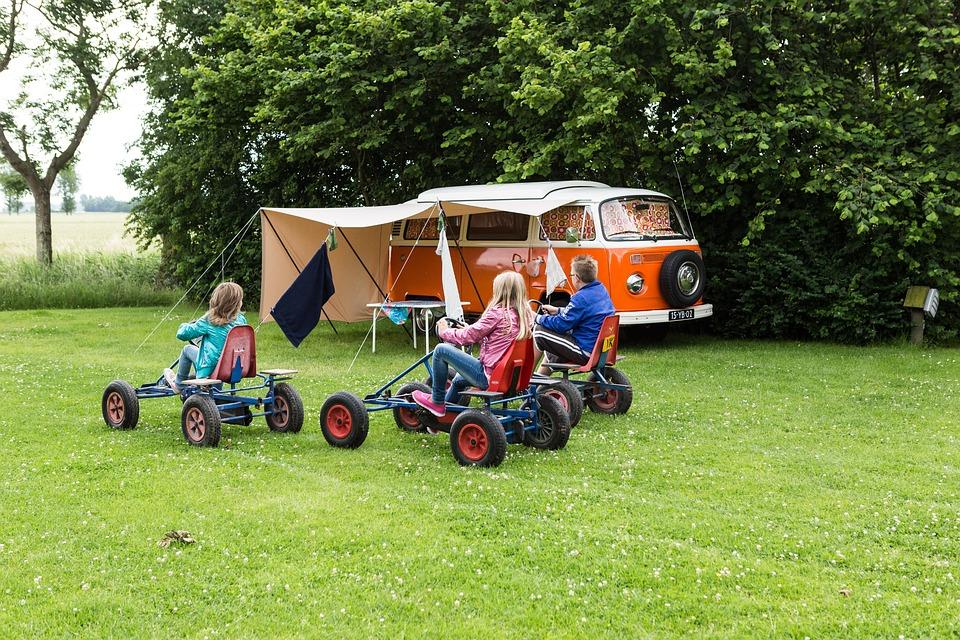 Sport et loisirs pour tous au camping Biscarosse lac