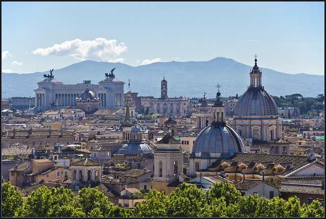 Séjourner en famille à Rome