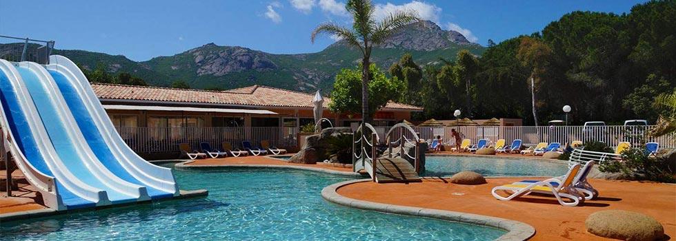 Trouver un camping en Corse