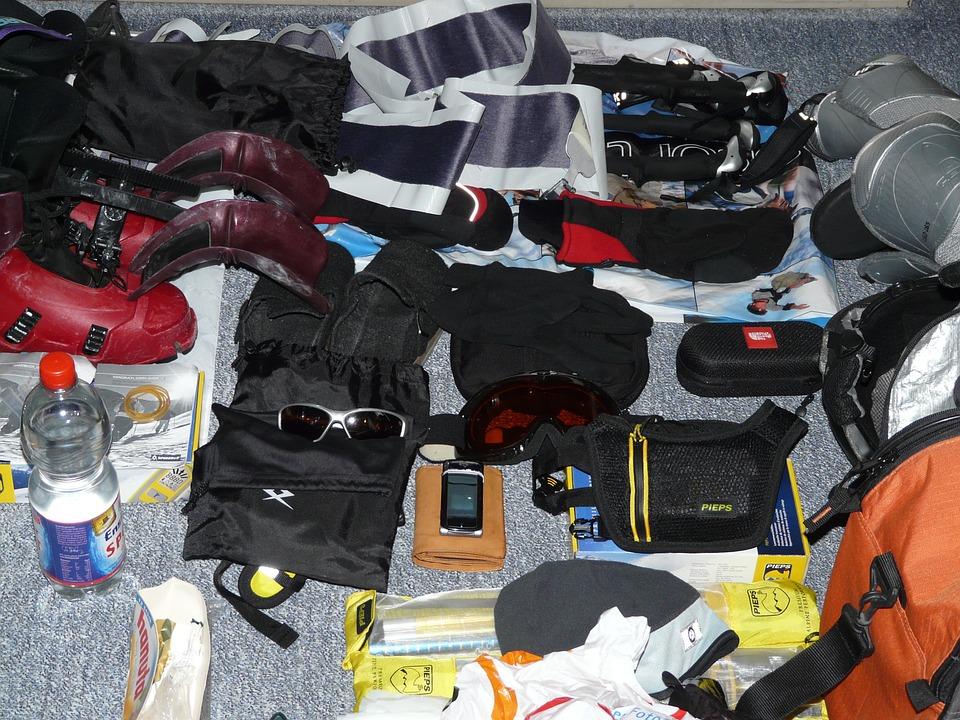 Comment bien ranger les matériels de ski après la saison ?