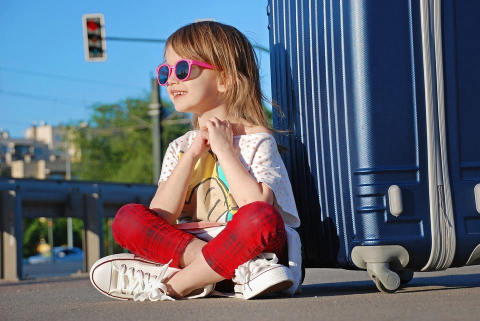 Voyager avec des enfants, les essentiels à ne pas oublier