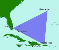 Tout sur le triangle de Bermudes
