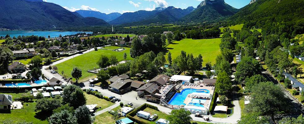 camping annecy