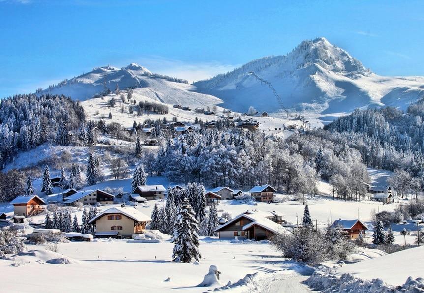 Les 4 meilleures stations de ski en Haute-Savoie