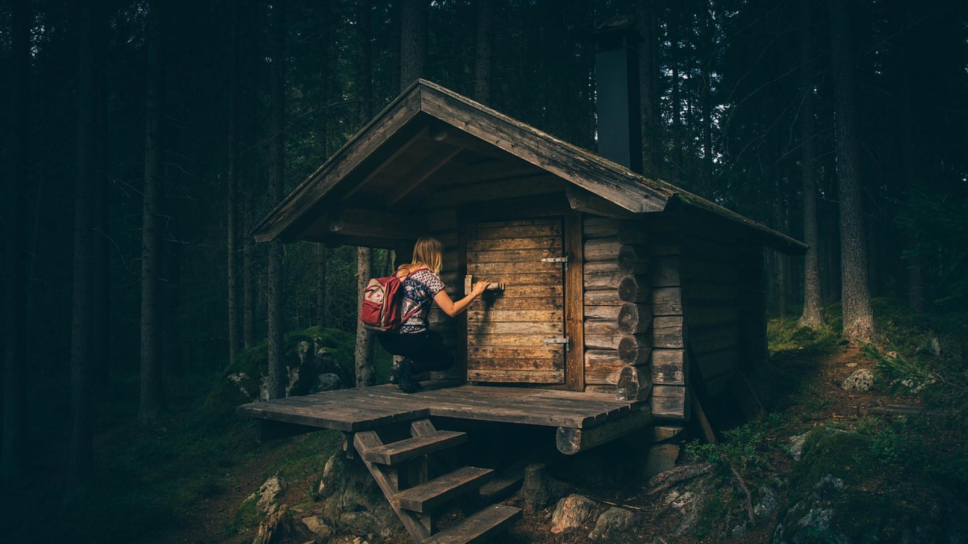 Trois idées de logement insolites en pleine nature
