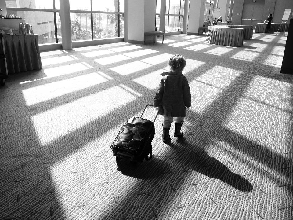 Comment utiliser une valise enfant ?