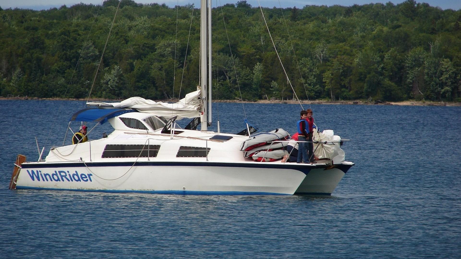 Pourquoi voyager en catamaran