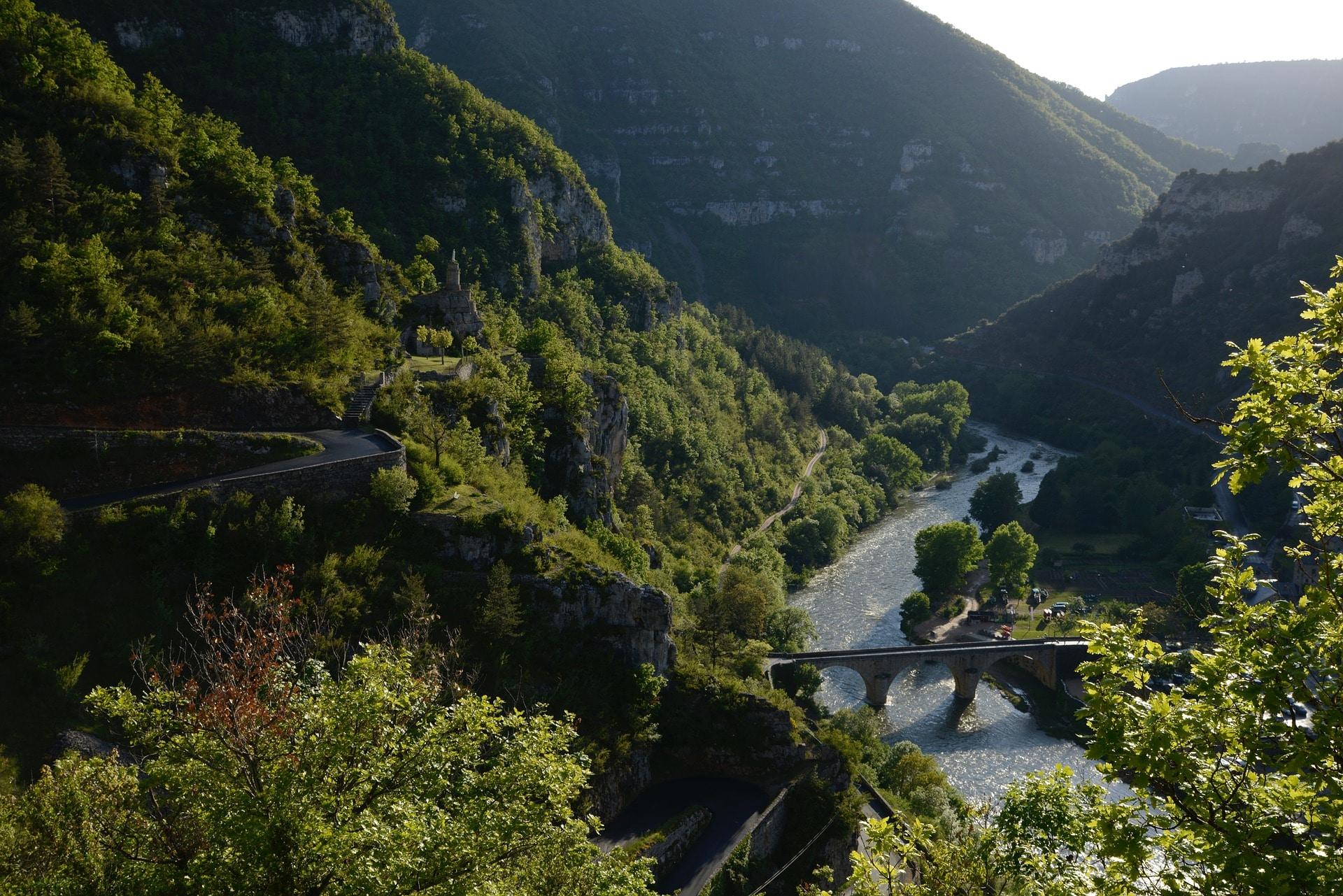 Top 5 des meilleurs campings des Gorges du Tarn
