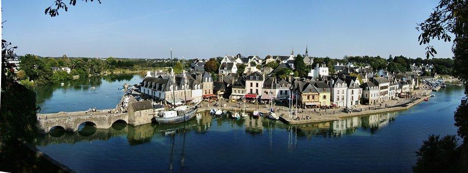 Les 5 villes à visiter absolument en Morbihan