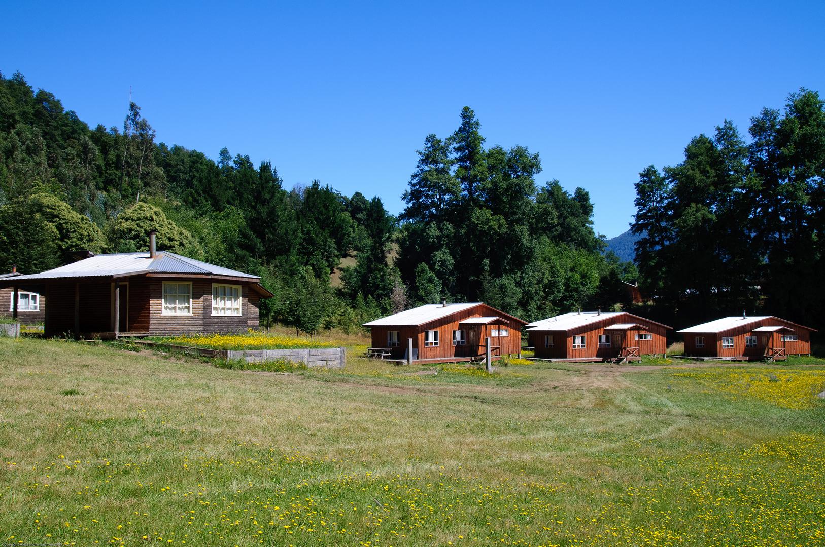 Vacances dans un camping avec location de chalet pour 7 personnes en Vendée